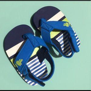 Other - Baby boy sandals-flip flops